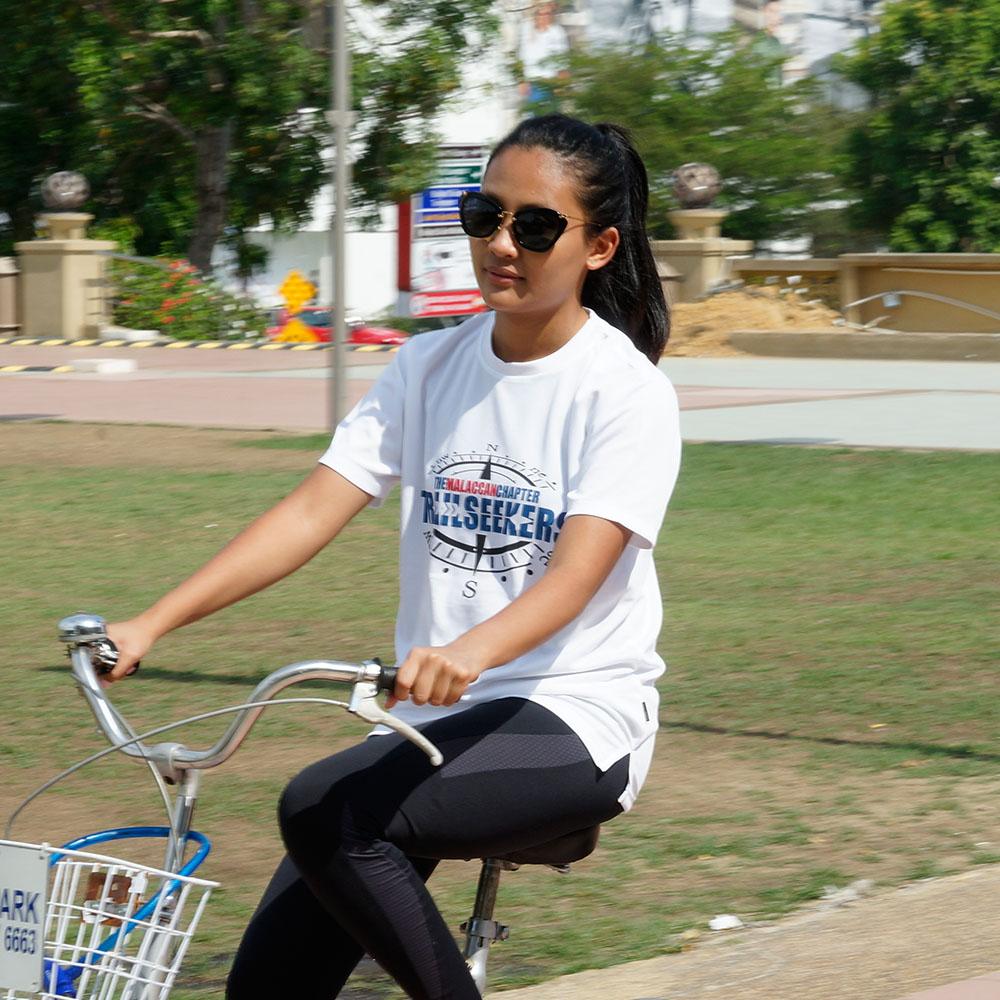 Amalina Kamal, Host of Trailseekers