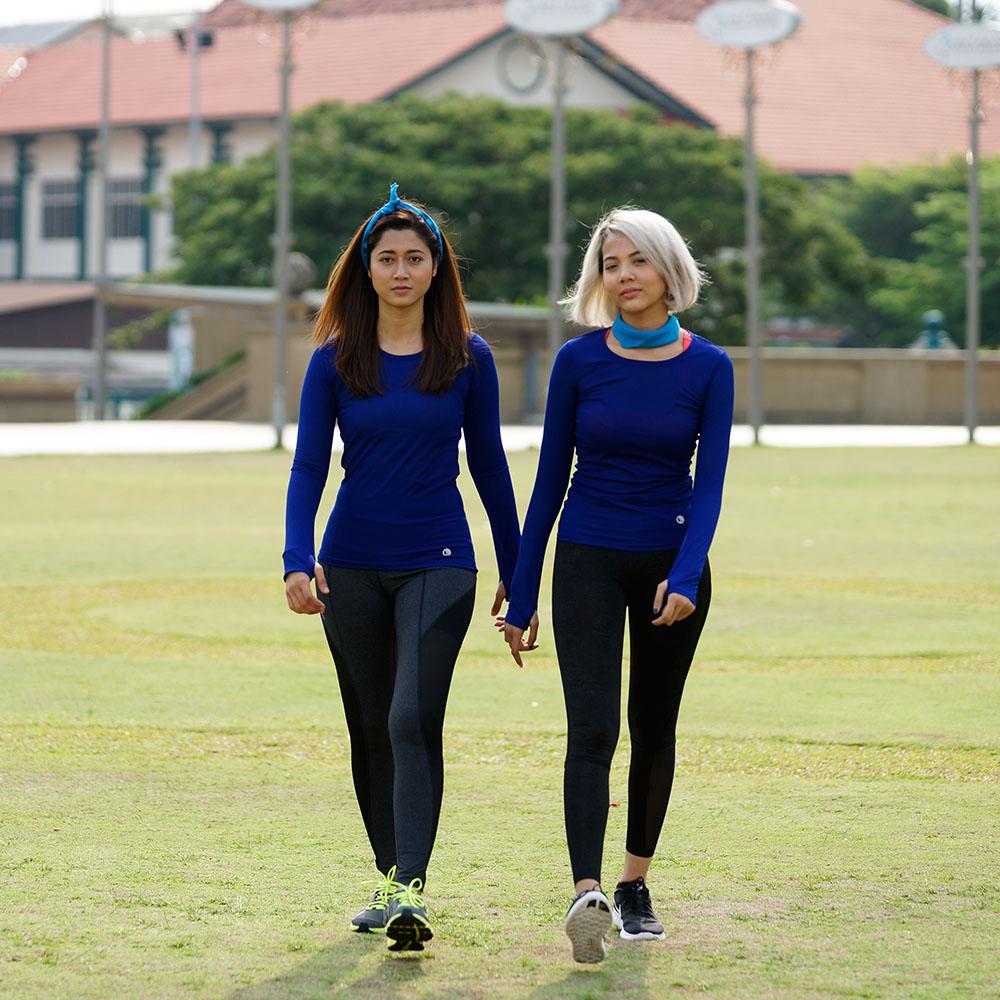 Sasqia Dahuri & Aisyah Aziz
