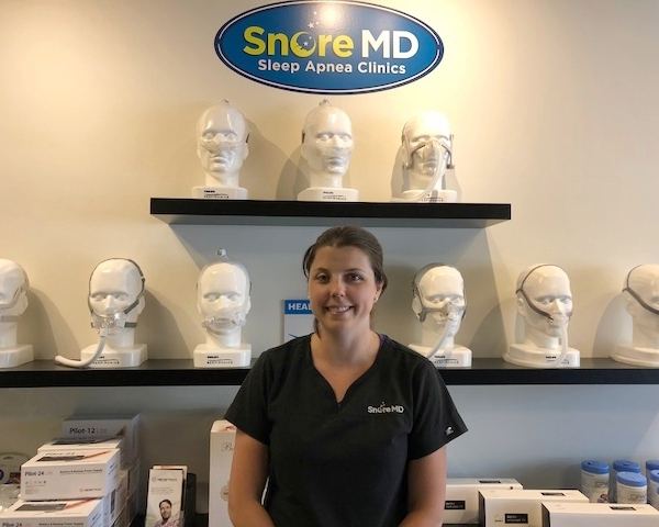 Learn more about Snore MD Mission - With 7 years of experience in the sleep industry, Dani is a veteran to sleep quality and care at Snore MD Mission sleep clinic. We took a moment to catch up with her over the phone and find out more about life at Snore MD!