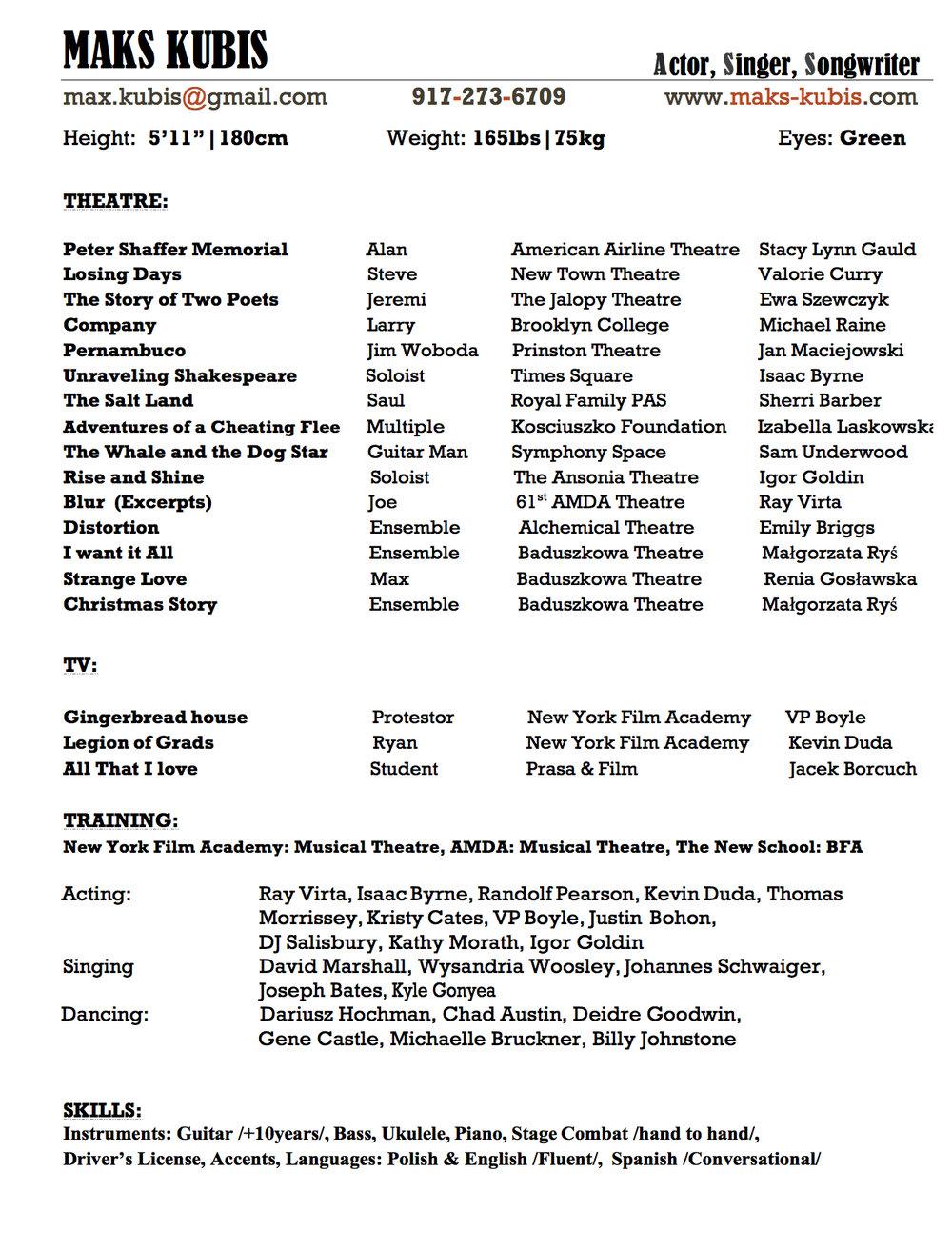 MAKS KUBIS Resume 2017 (1).jpg