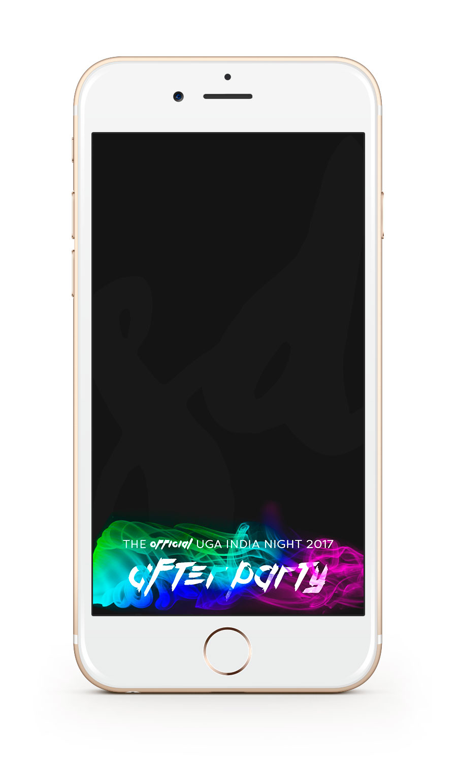 Saloni Doshi Party Snapchat Filter Design