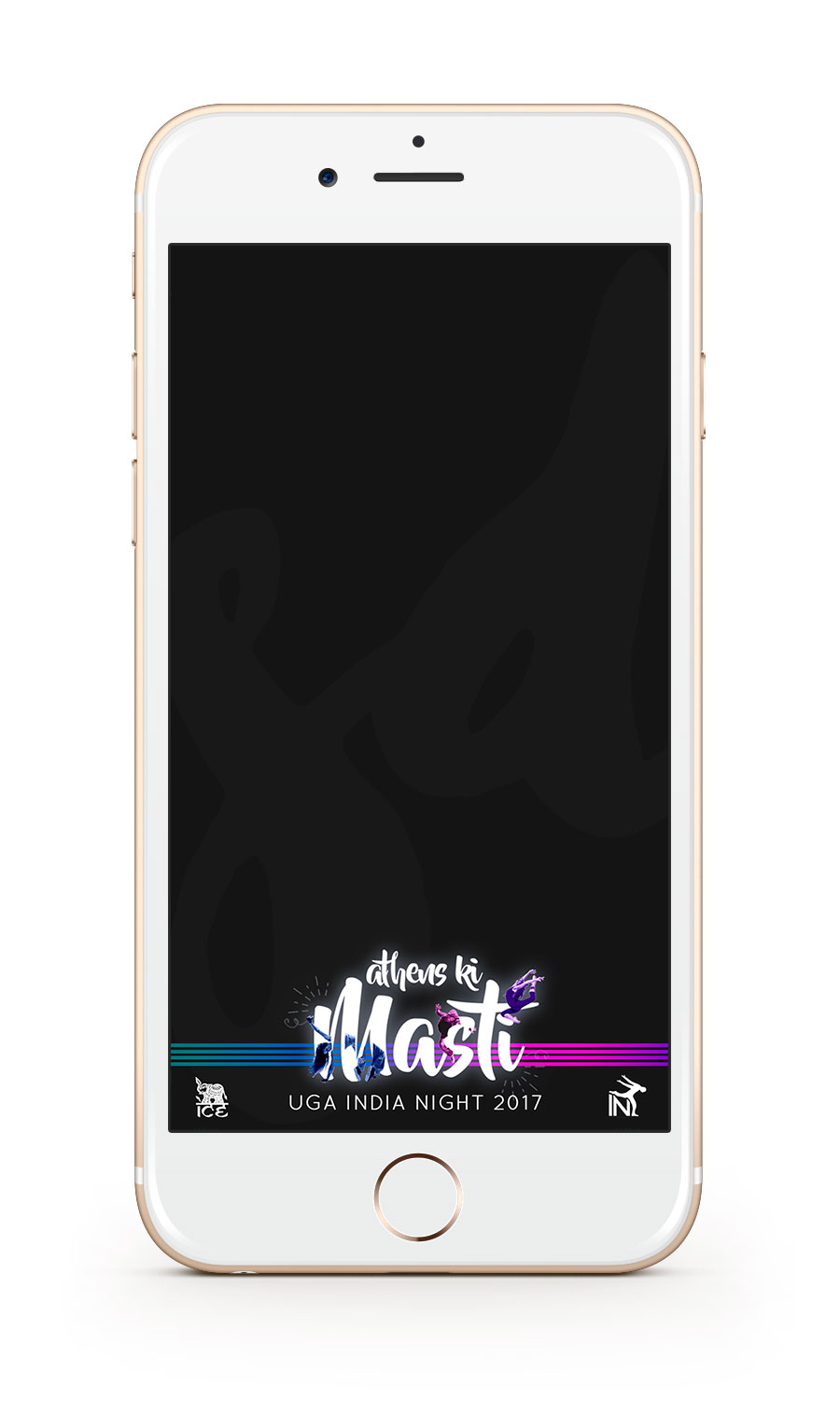 Saloni Doshi Show Event Snapchat Filter Design