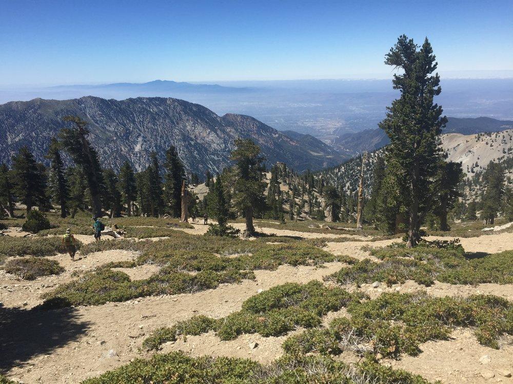 Mt. Baldy, LA County