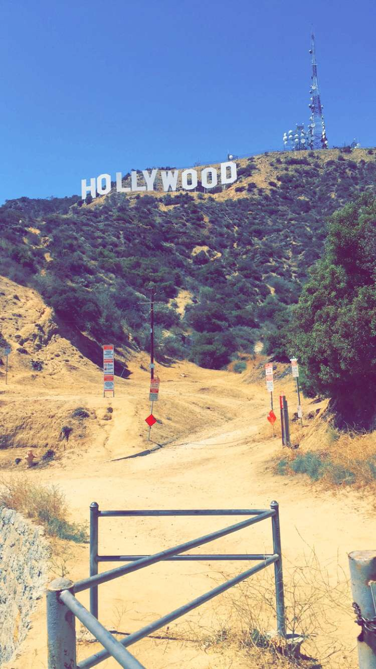 The Hollywood Sign Hike