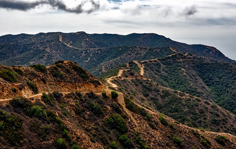 Hiking is the best and cheapest thing you can do on Catalina Island