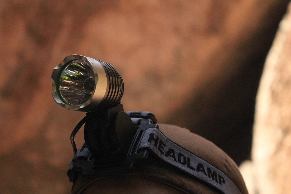 Modern headlamps are versatile and durable