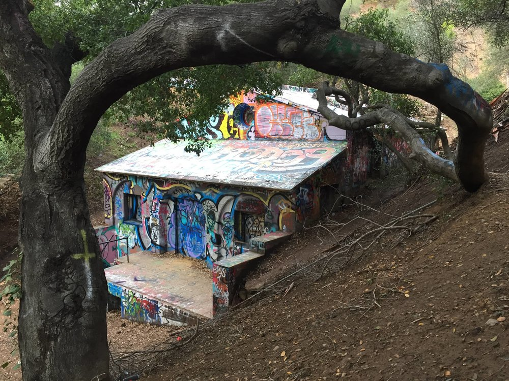 Murphy Ranch, LA