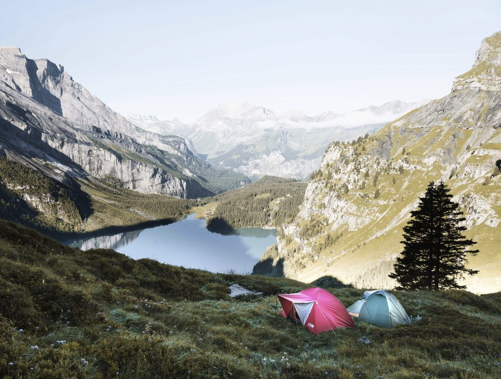 Larger Backpacking Tents