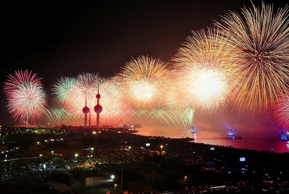 Kuwait Celebrations
