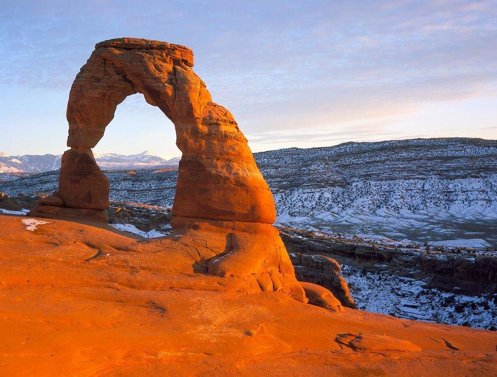 Delicate Arch: Visit Utah