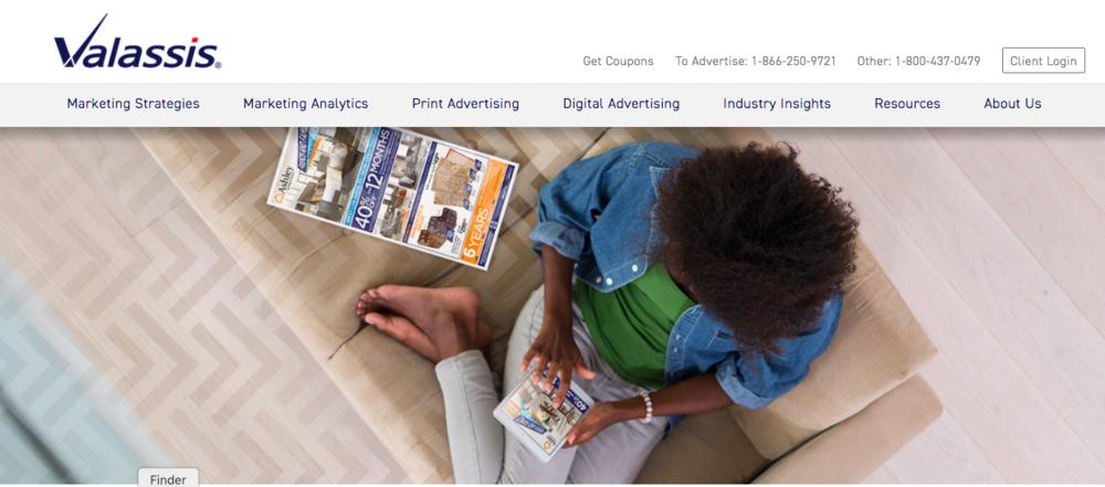 valassis digital homepage screenshot.png