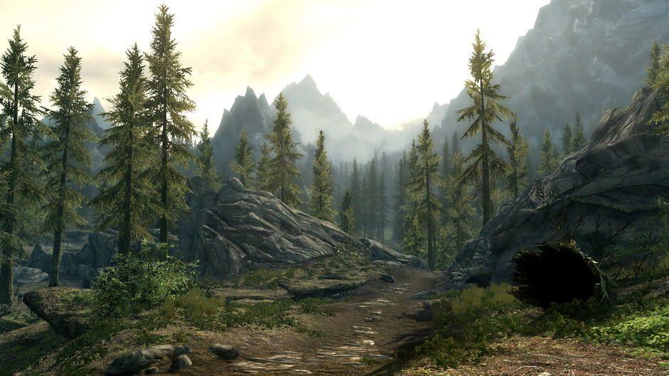 Bethesda's Skyrim (2011)