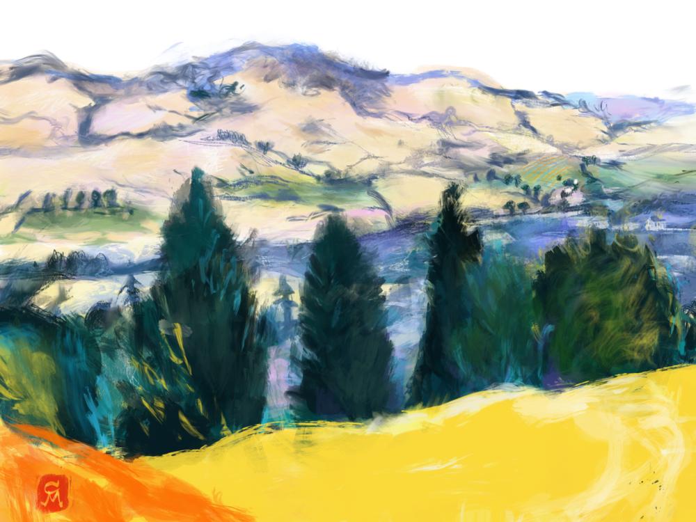 Ashland Panorama