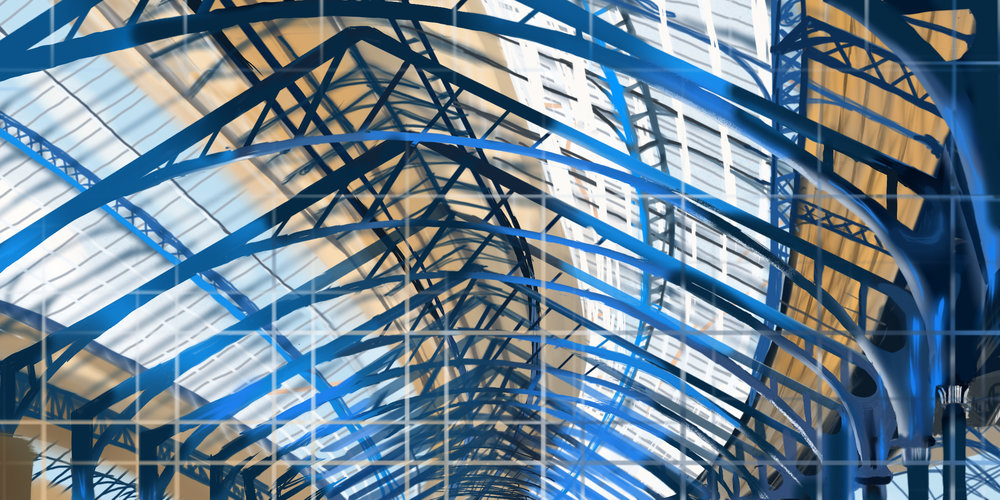 Brighton Station Roof (UK)
