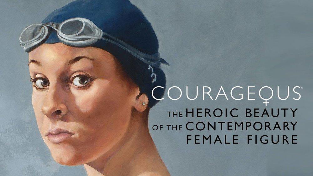 Courageous Kim Ferrell