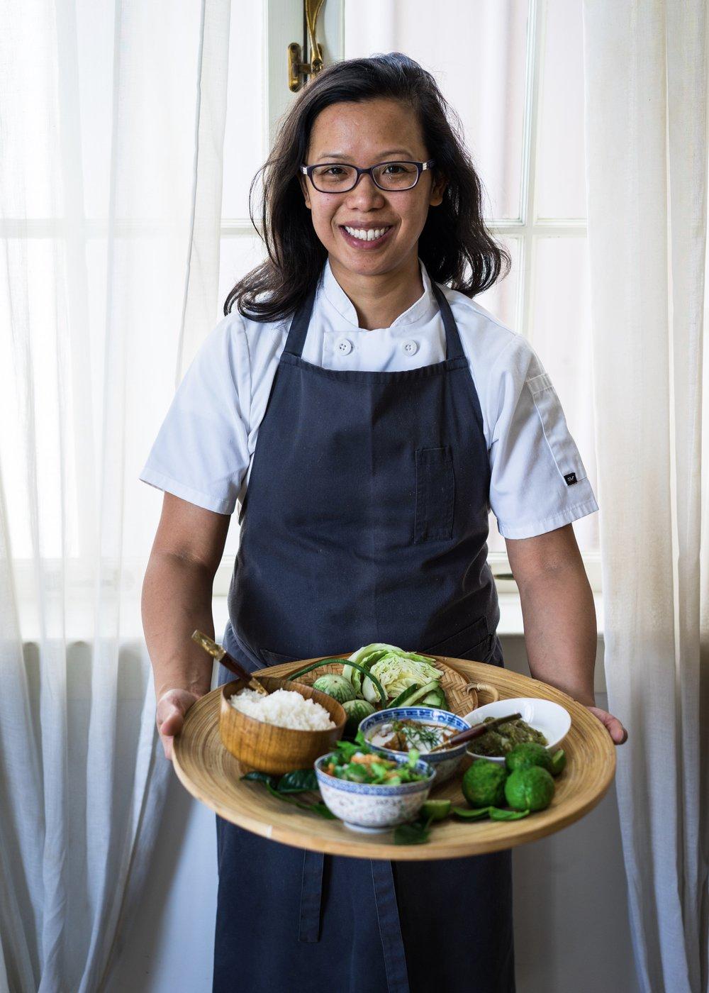 Chef Lalita Kaewsawang