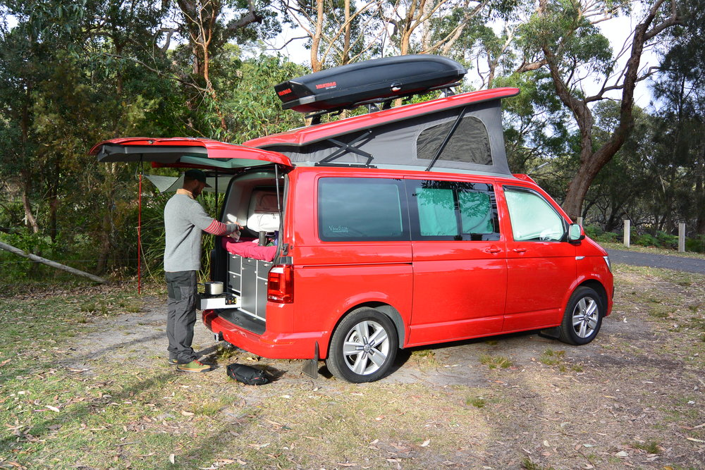MultiCamper Pop-Up Roof VanEssa mobilcamping KombiLife Campers 7 seat 4 berth Volkswagen Campervan Elevating Roof -1.JPG