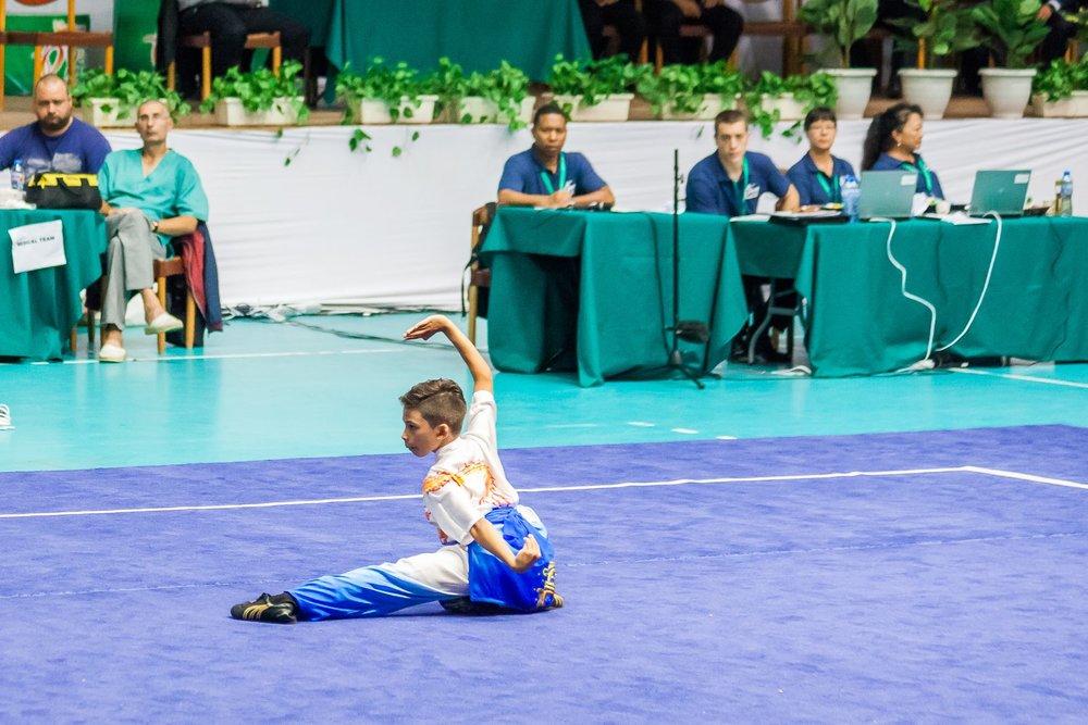 Adam, Changquan, 2016 WJWC (Bulgaria).