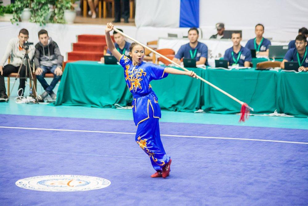 Spear (Qiangshu)
