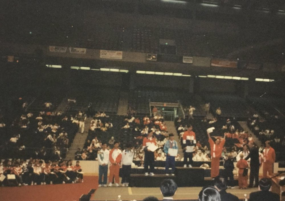 3rd WWC in Baltimore, 1995