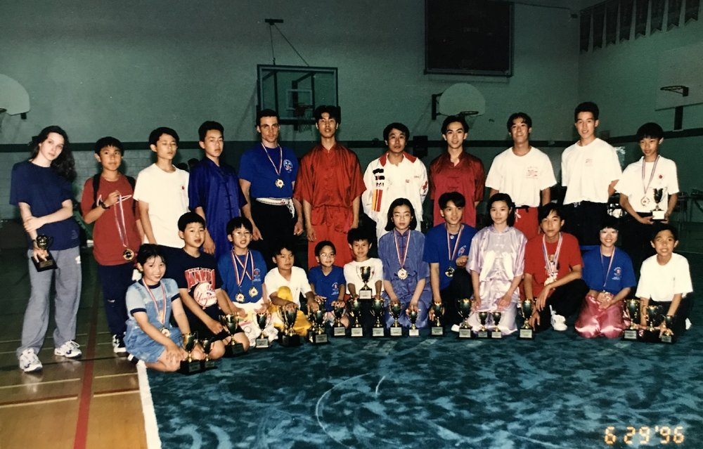 Competition team, 1996