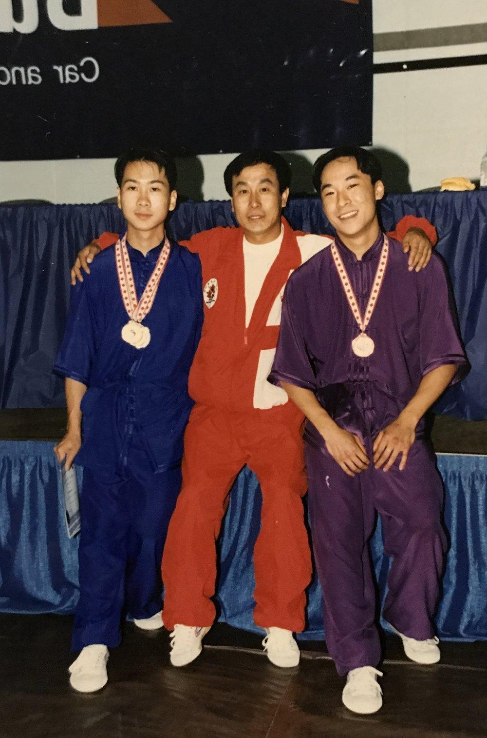 1997 Canadian Wushu Champions