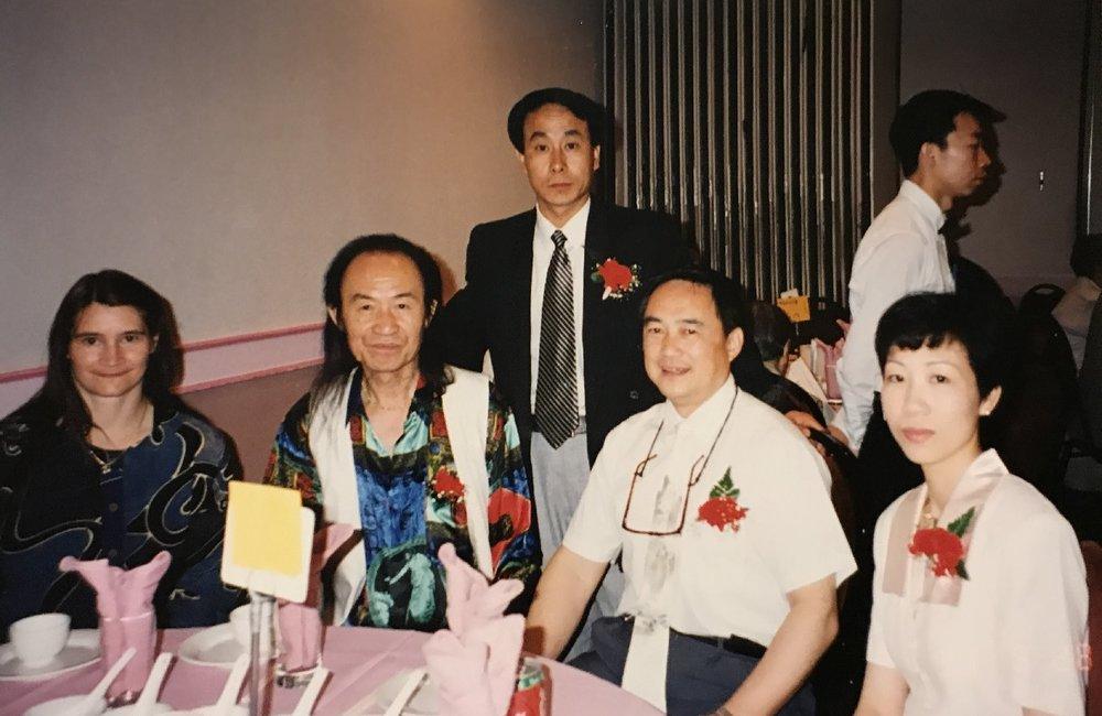 Wayland Li, Pan Qingfu, Liang Shou-Yu, 1998
