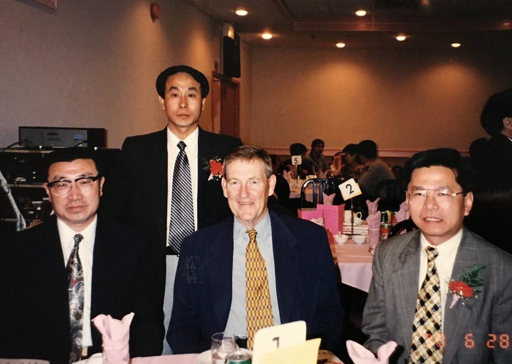 Wayland Li and Anthony Goh, 1998