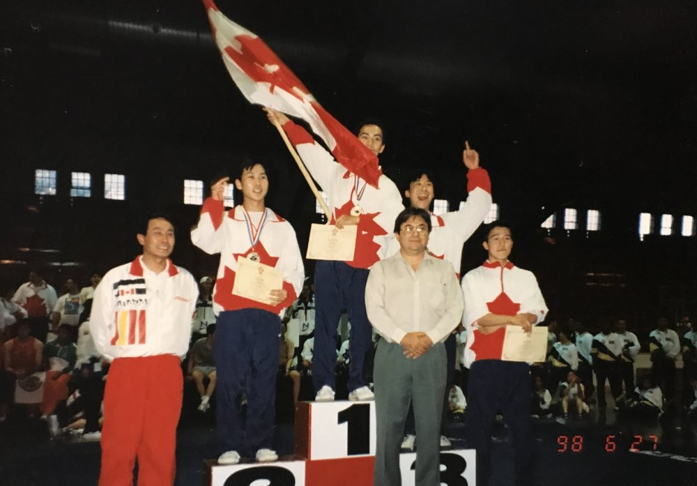 1998 Wushu Champions