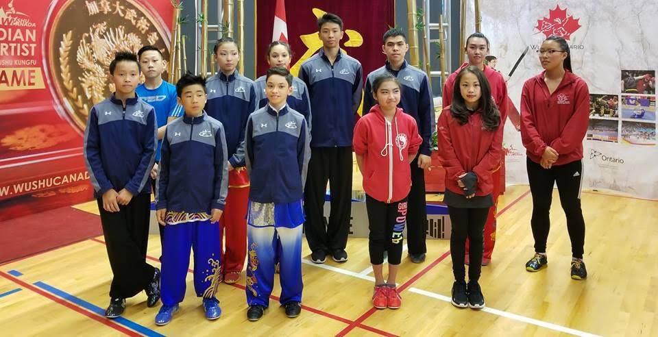 Congrats Rex, Rasa, Erica, Zeina, Caleb, Adam and Kai-Hsin for making the 2018 Wushu National Team!