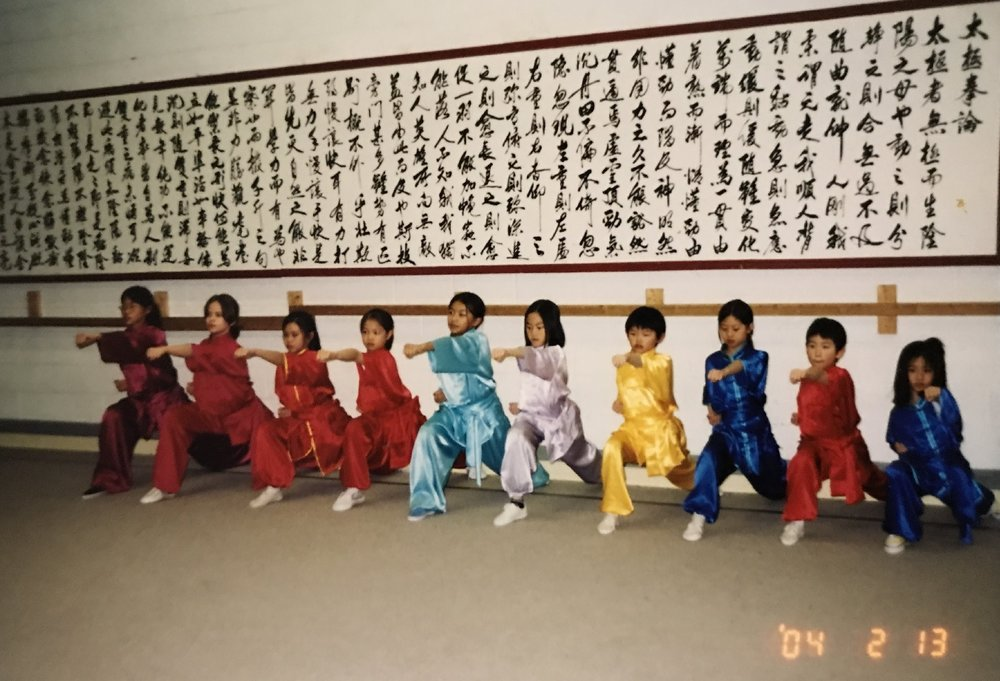 Gong bu punches