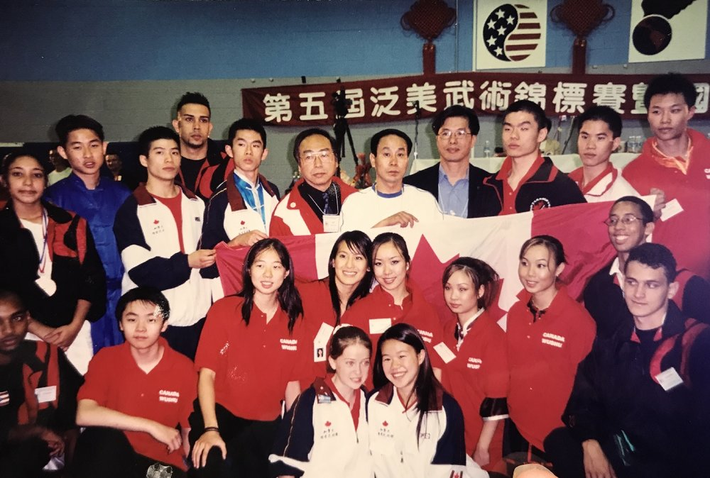 5th Pan Am Wushu Games, U.S.A.