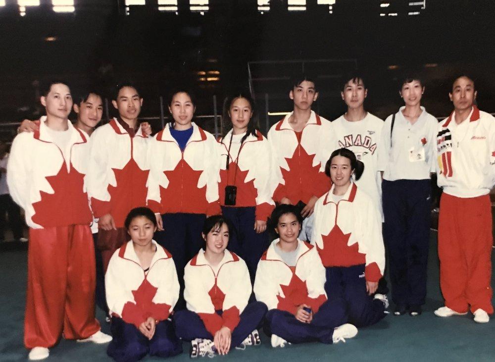 Canadian Wushu Coach