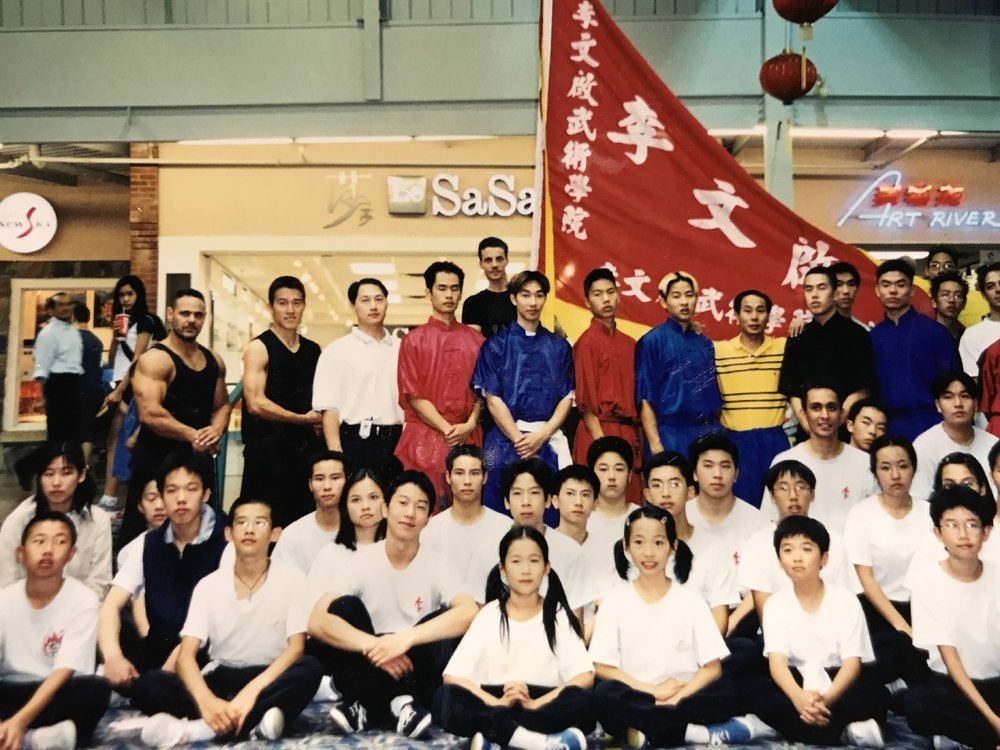 Cultivating wushu athletes