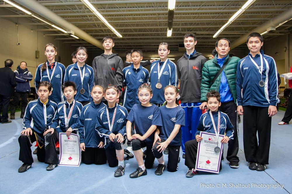 2014 Canadian wushu nationals