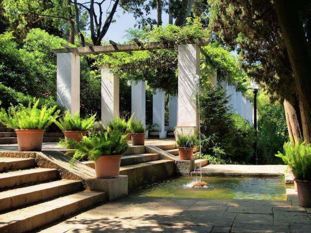 laribal gardens barcelona