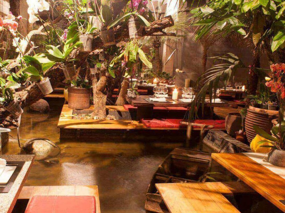 Indochine barcelona restaurant