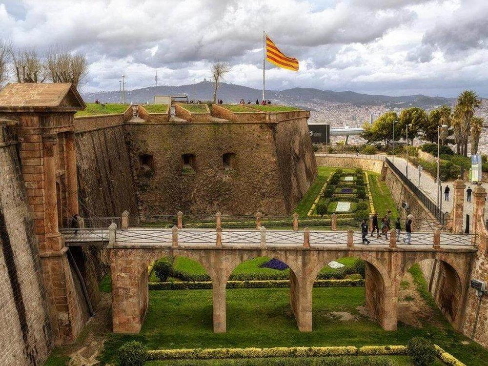 montuic castle