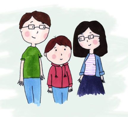 Mykidsvision.org  is a great resource created by colleagues of Bay Eye Care. It can be used by parents to assess the risk of myopia in their child.