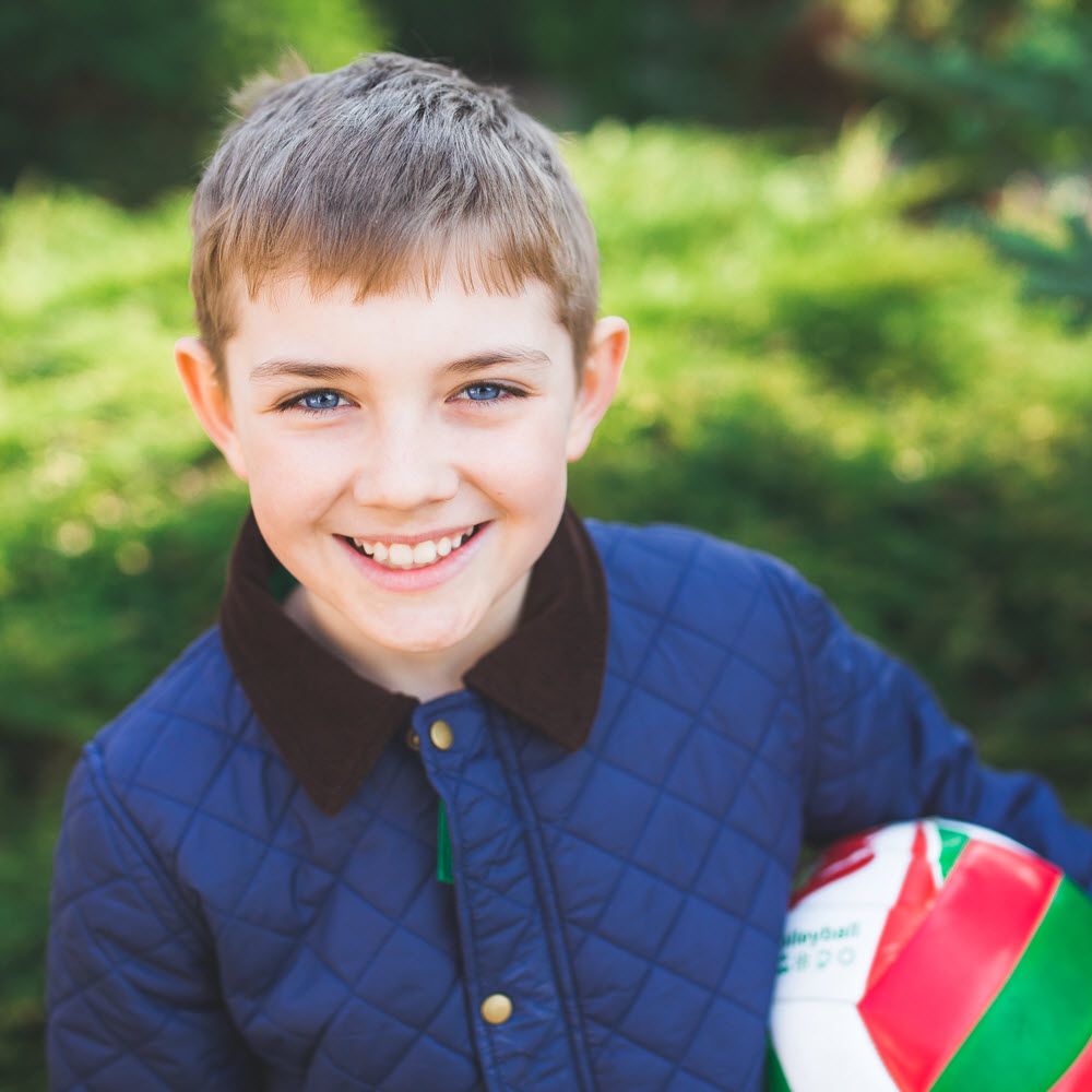 Ortho-K Vision Correction is perfect for active kiwi kids!