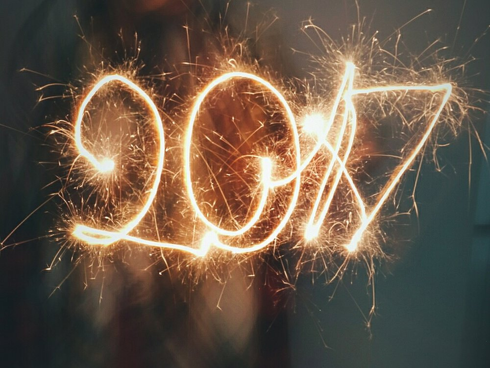 Nytt år och ny hemsida!