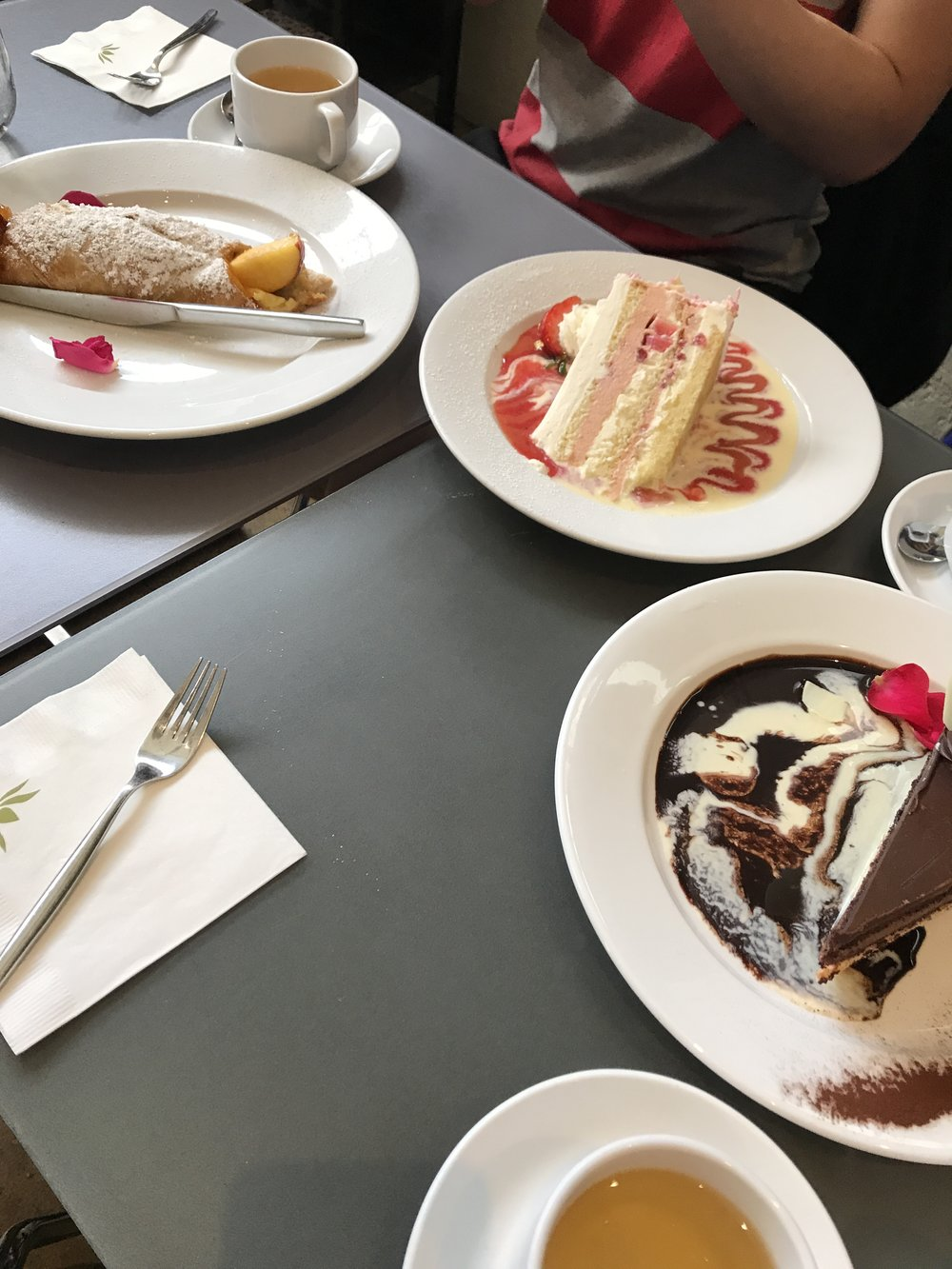 Extraodinary Desserts