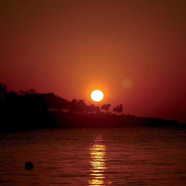 Sonnenuntergang in Roatan #roatan #honduras #elgarifuna #expeditionhonduras