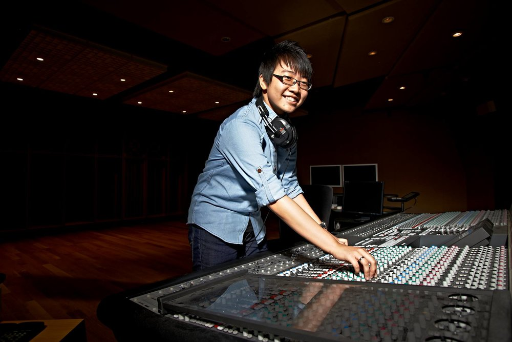 Huang Peh Linde (Music Producer/Arranger | Recording & Mixing Engineer) [Singapore]
