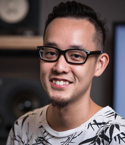 Edric Hwang (Music Producer, Songwriter) [Singapore]   Website