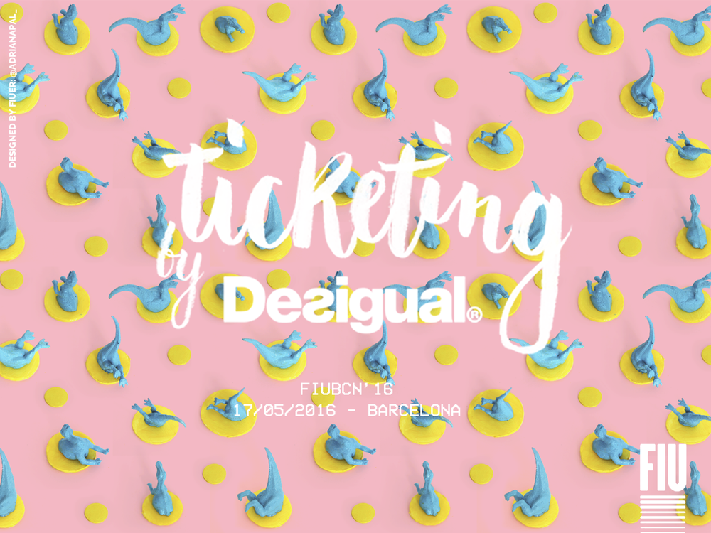 FIUTicketing Desigual