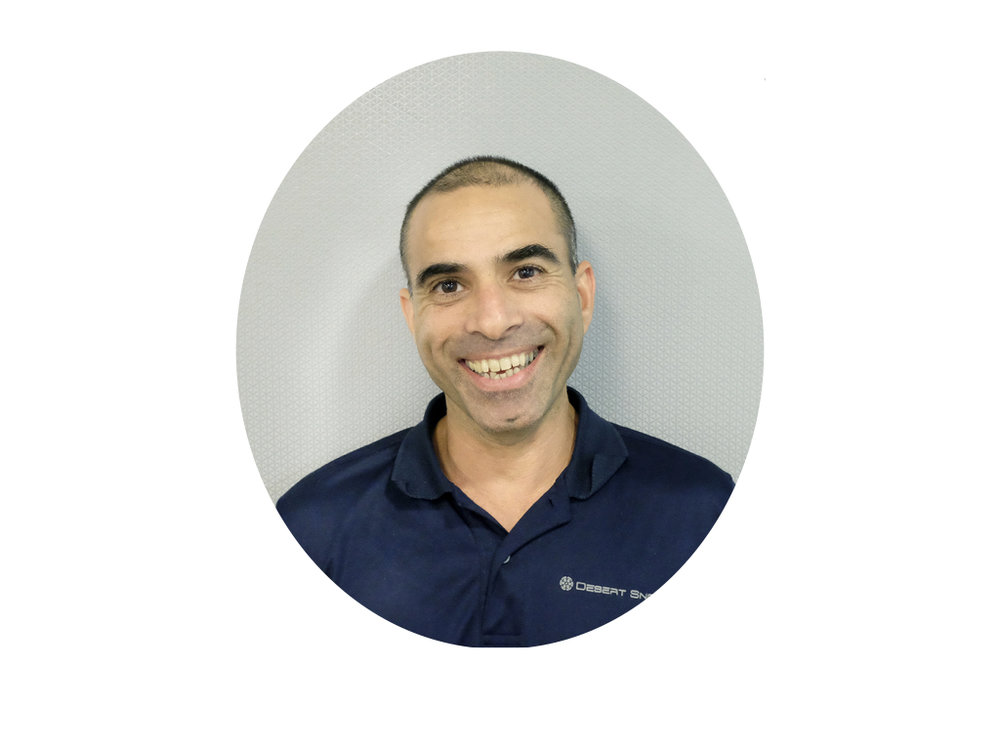 Rony Galamidi - Automation Engineer