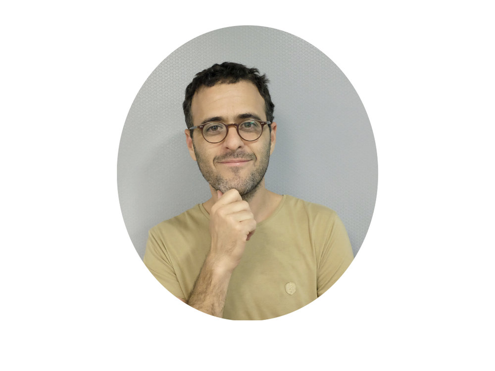 Shlomi Azulay - Lead Designer