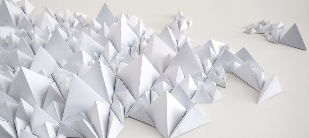Portfolio - Browse installations, custom artwork, workshops, animations and all things paper created by ALTA Papercraft.