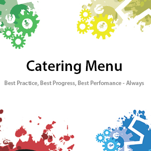 Catering Menu  Click to take a look at the food available and prices